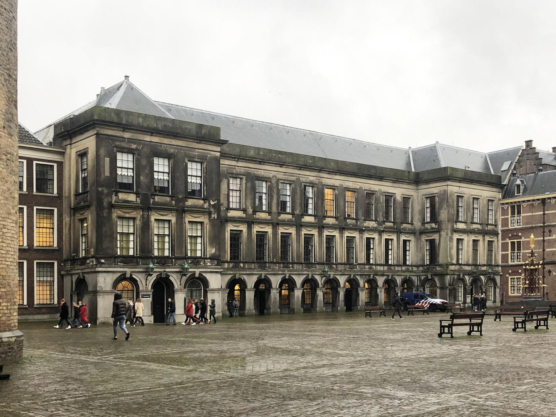 BiermanHenket starts renovation planning for a section of the Tweede Kamer (Netherlands House of Representatives)