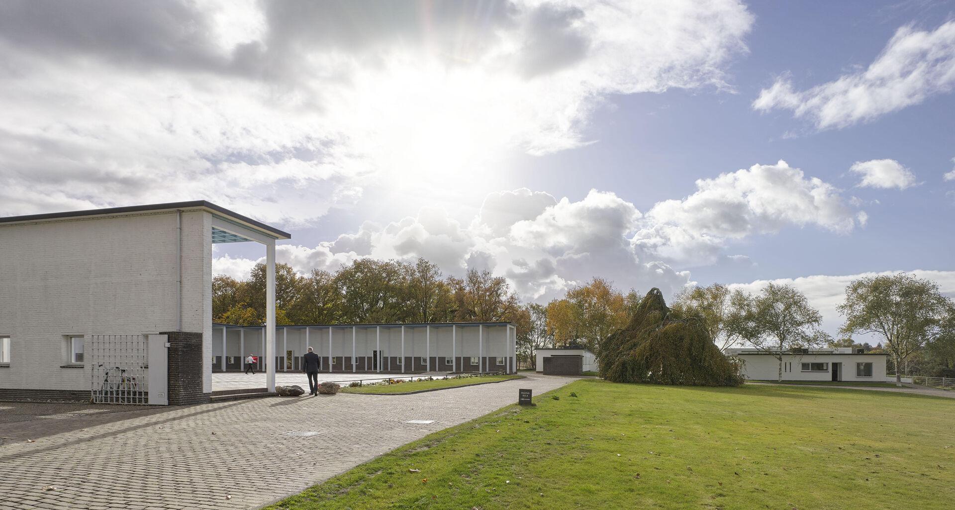 Crematorium genomineerd voor Hilversumse Architectuurprijs