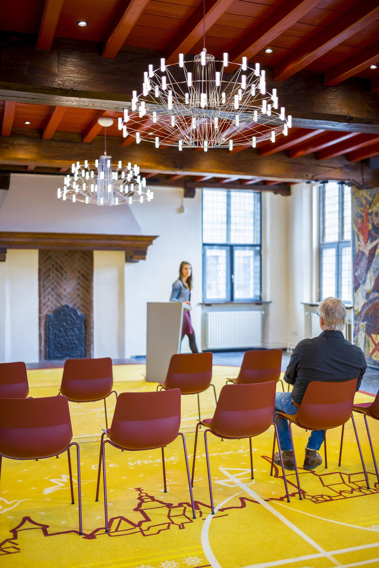 Herinrichting en renovatie stadhuis Gennep
