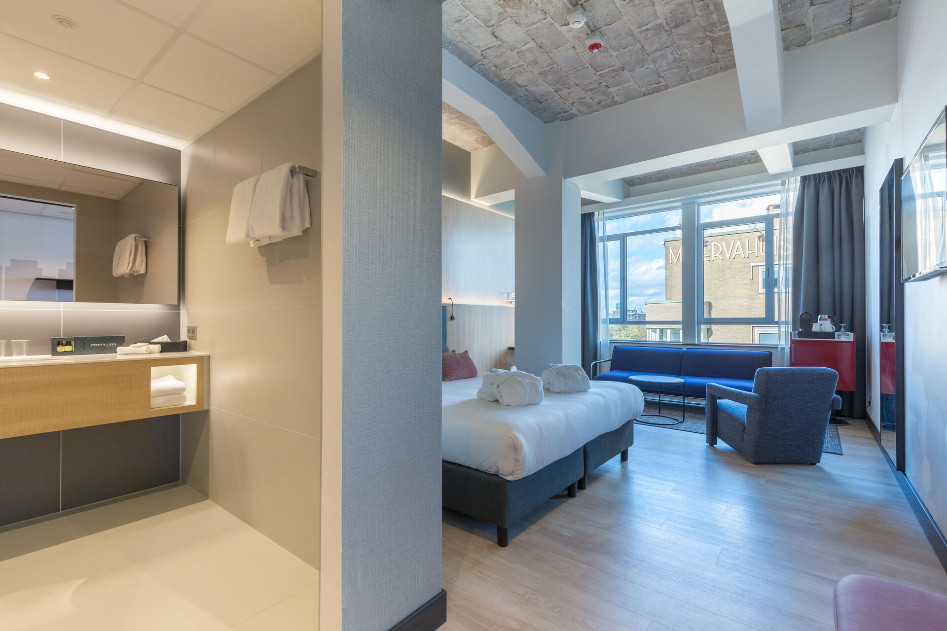 Hotel in WTC Rotterdam geopend