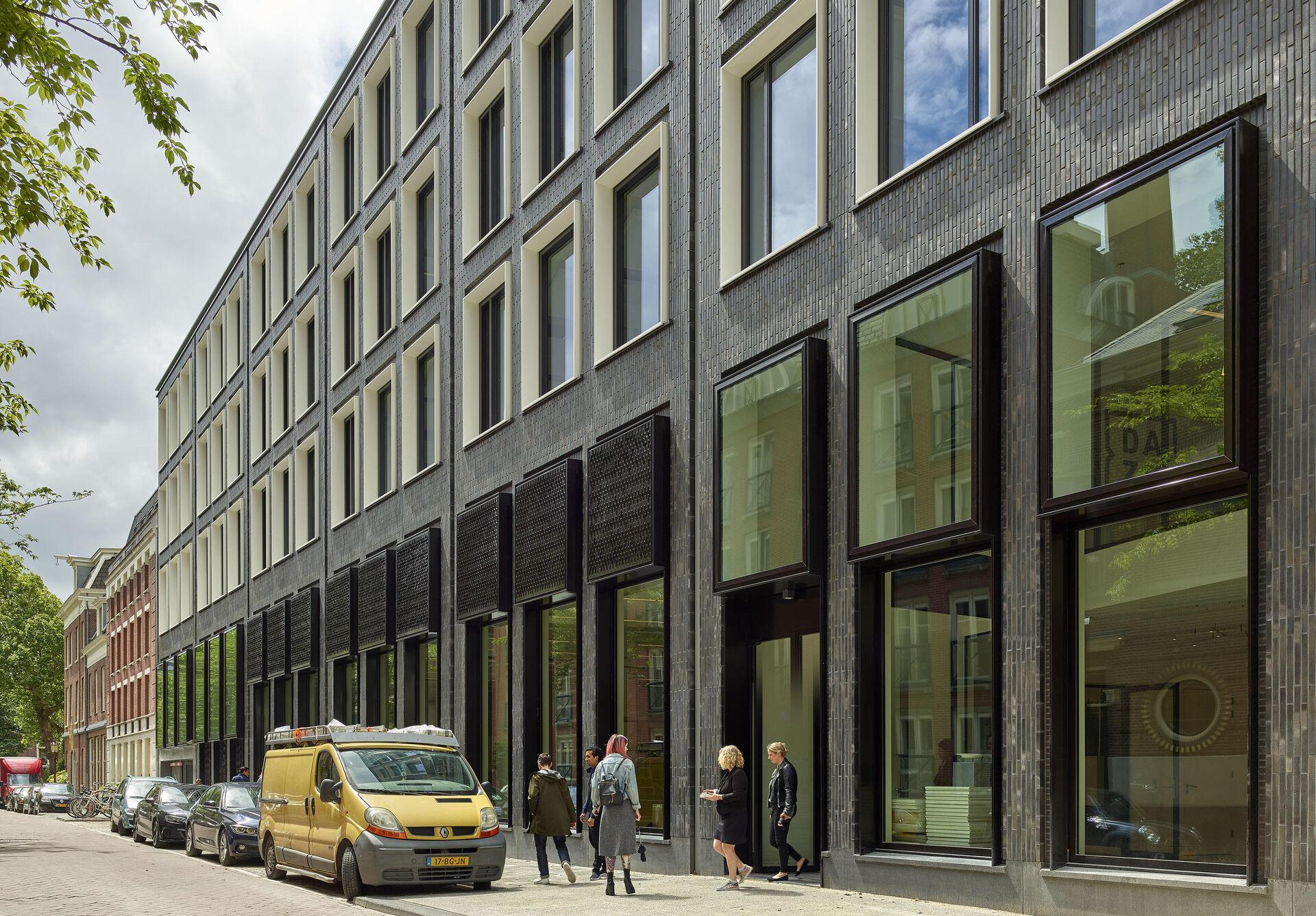 Kantoor Huidekoper Amsterdam opgeleverd
