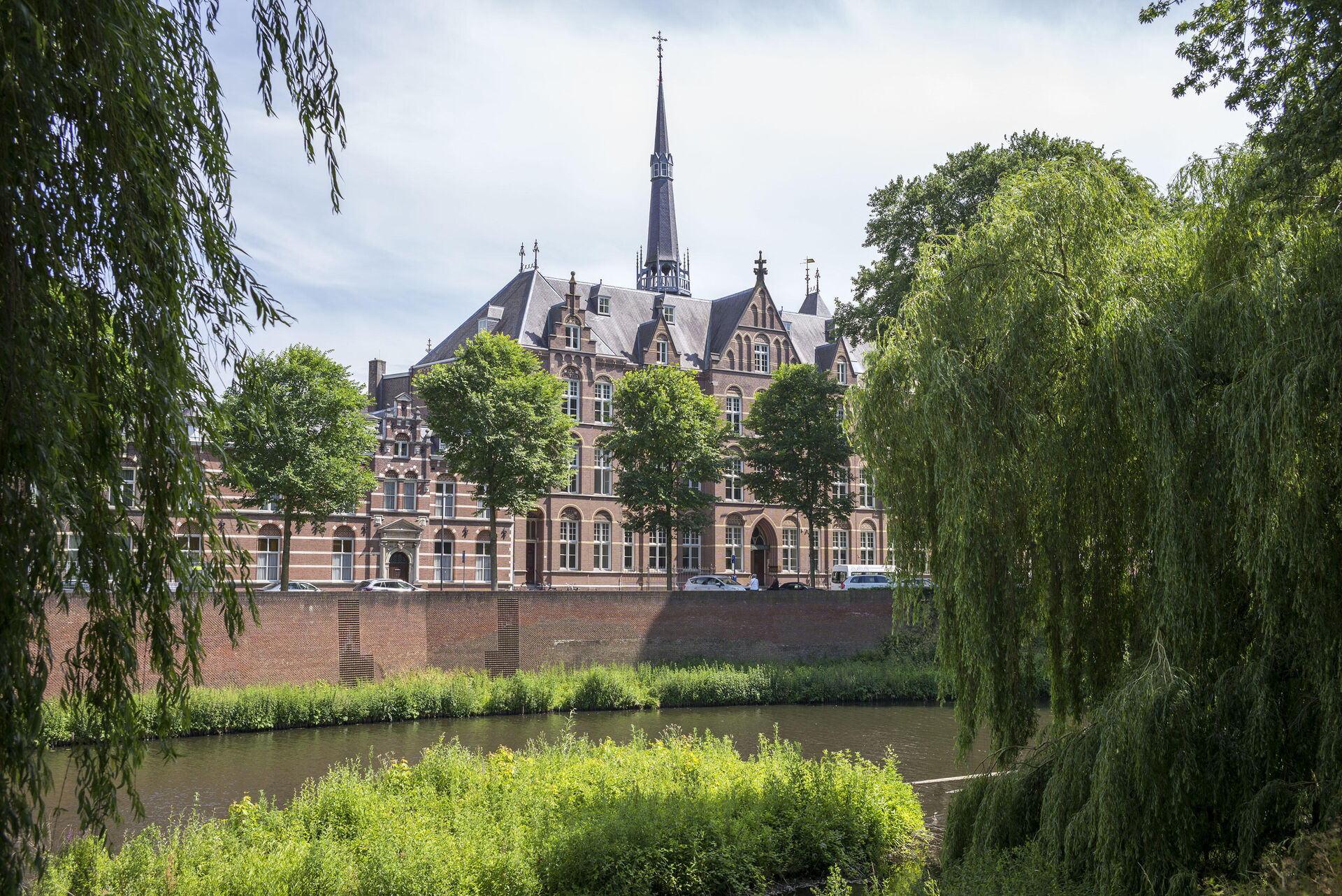 Laatste bouwdelen herbestemming klooster Mariënburg opgeleverd