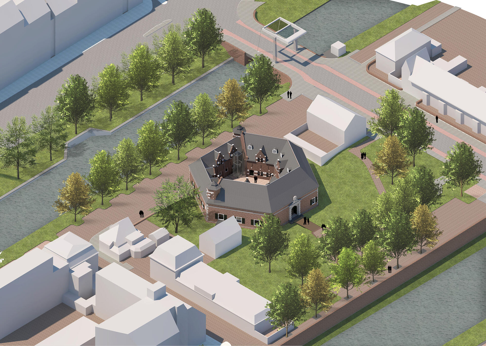 Municipal Council in Favour of Repurposing Kruithuis as Fortress and Water Museum