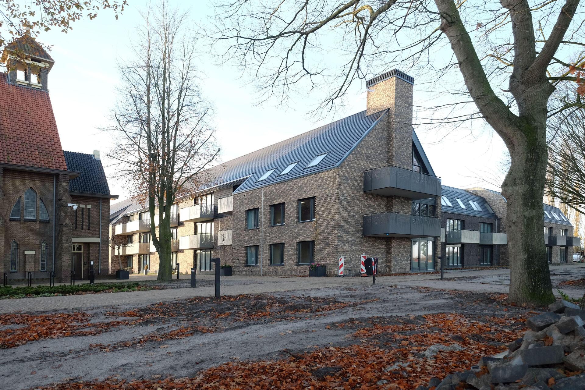 Nieuwbouw Park Vossenberg in gebruik genomen