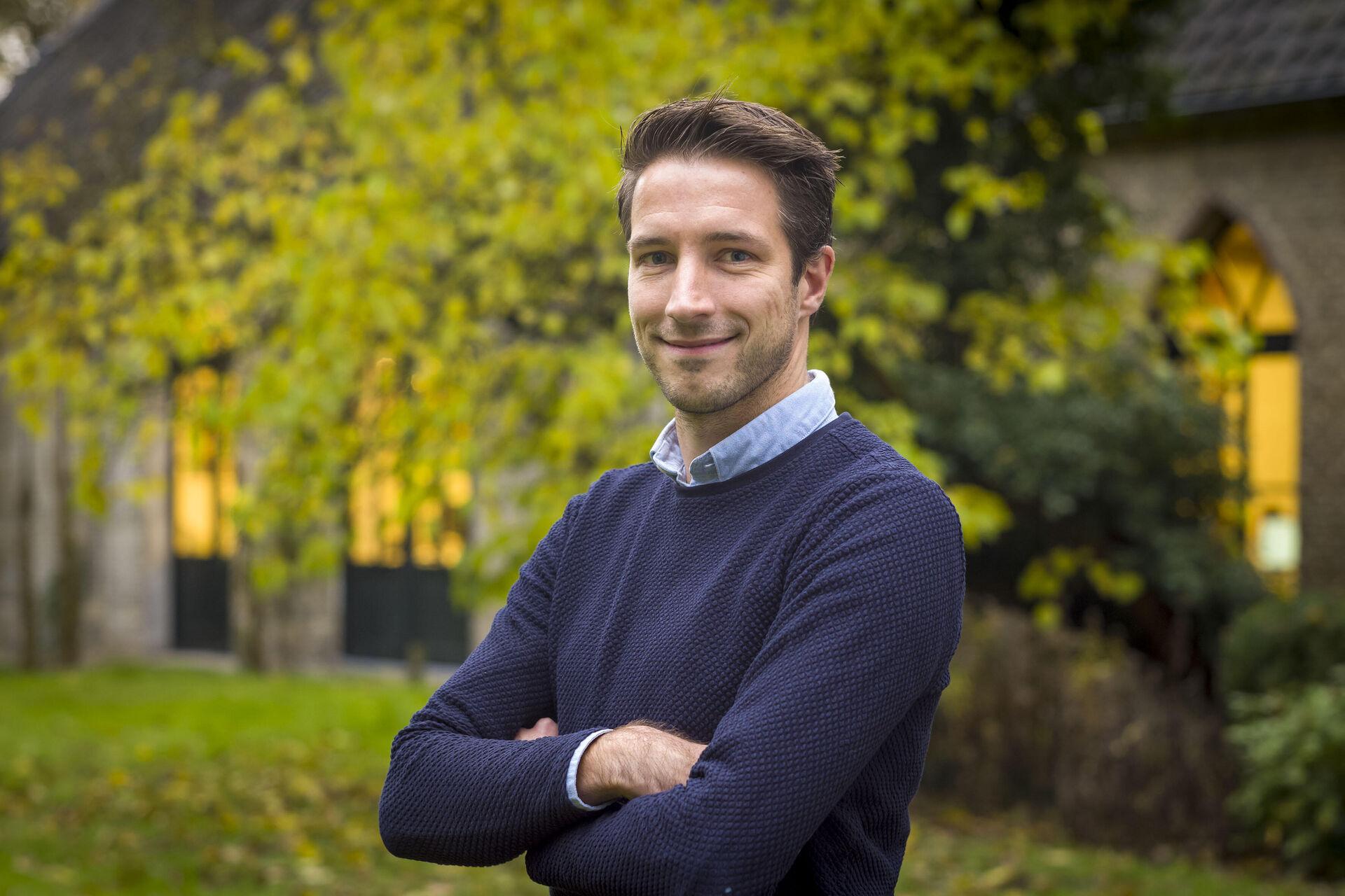 Sander de Bruin