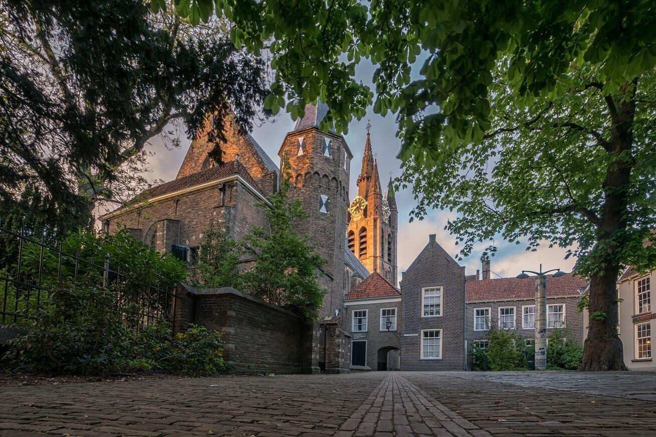 Start ontwerp renovatie Museum Prinsenhof Delft