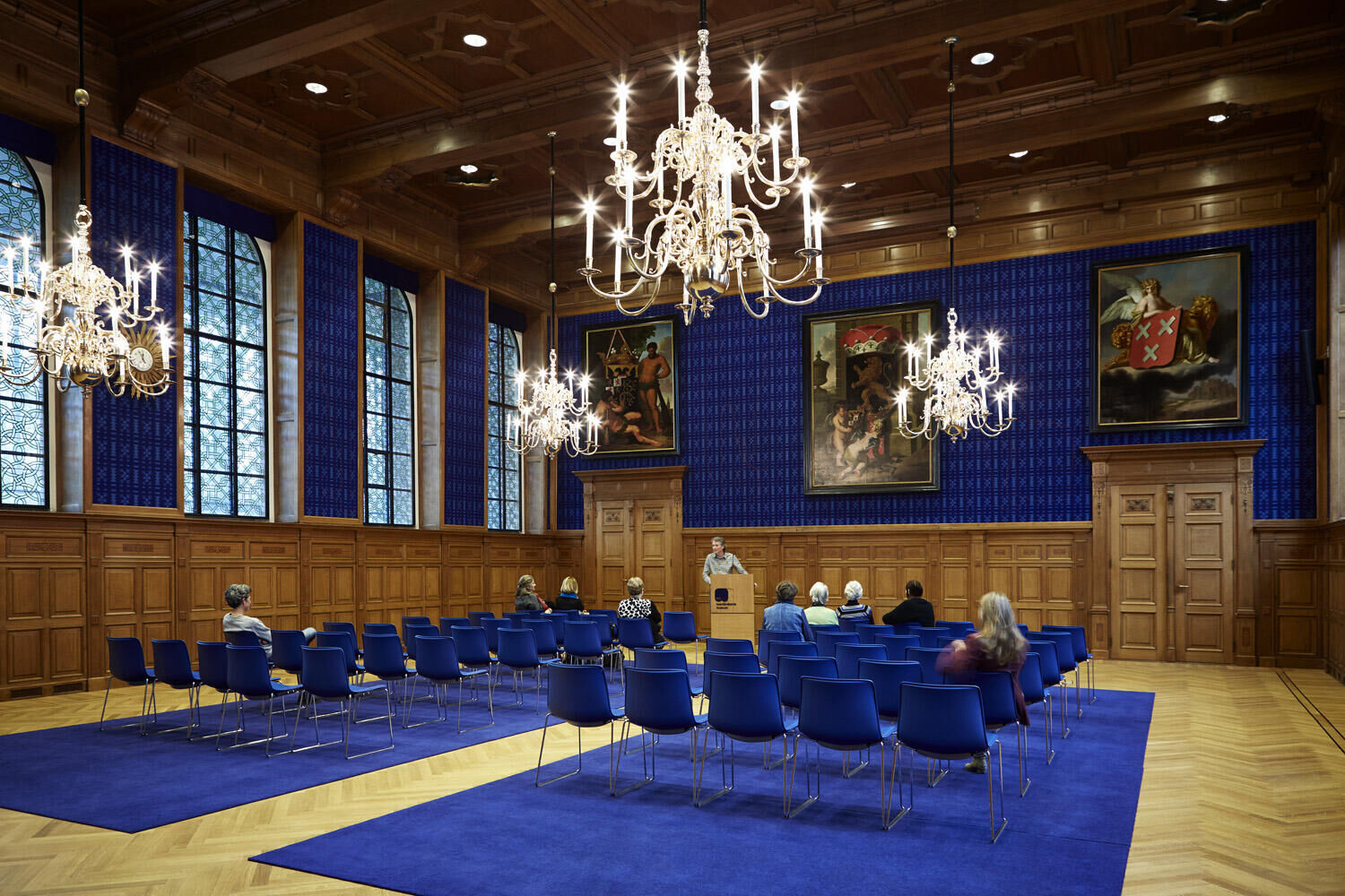 Statenzaal before-after